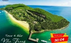 Du Lịch Nha Trang – Tour 4 Đảo (3N3Đ)